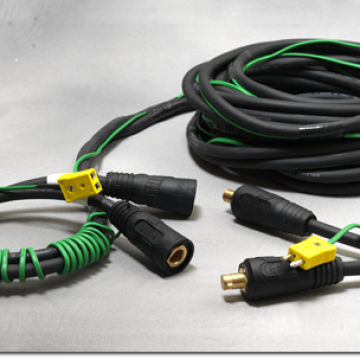 Triple cable sets