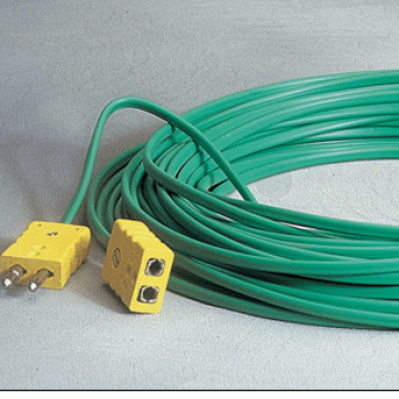 Compensating cable for thermocouple