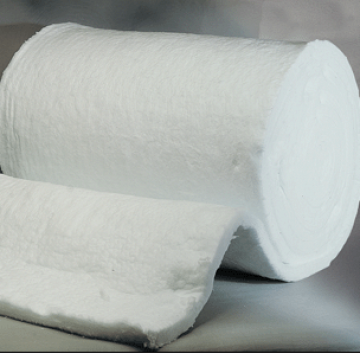 Ceramic fiber insulation roll